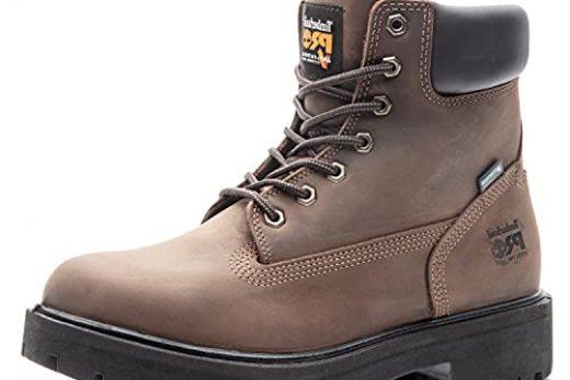 Timberland Pro 38021bastidor 6'punta de acero color marrón botas, marrón, 46.0